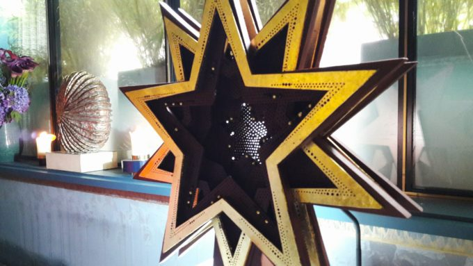 image étoile géante il était une nuit la maison du chocolat