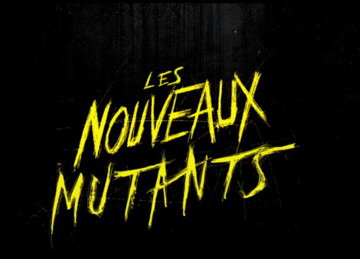 image josh boone logo les nouveaux mutants