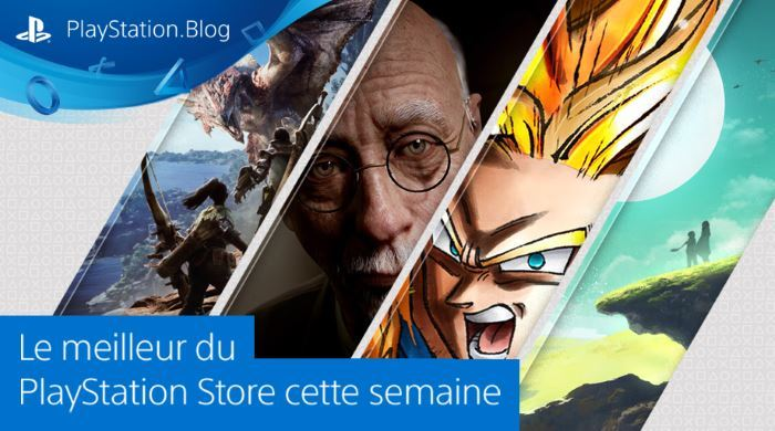 image playstation store 22 janvier 2018