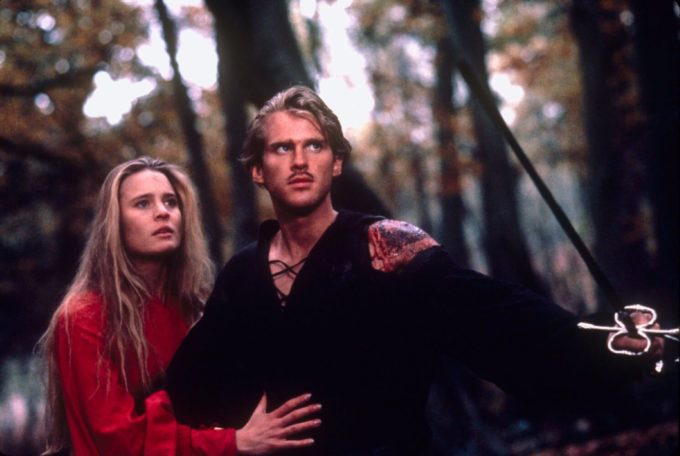 image robin wright cary elwes princess bride film rob reiner
