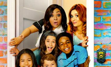 image gros plan casting raven's home disney channel