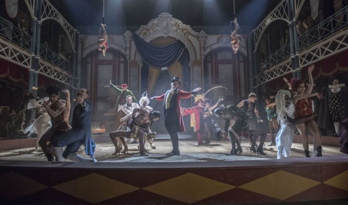 image hugh jackman cast spectacle the greatest showman film