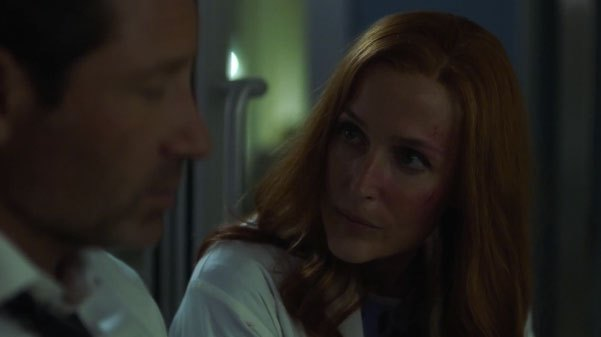 image mulder david duchovny scully gillian anderson x-files saison 11 épisode 1