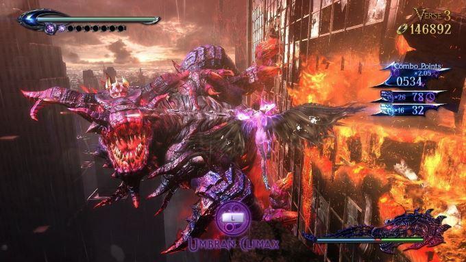 image nintendo switch bayonetta 2