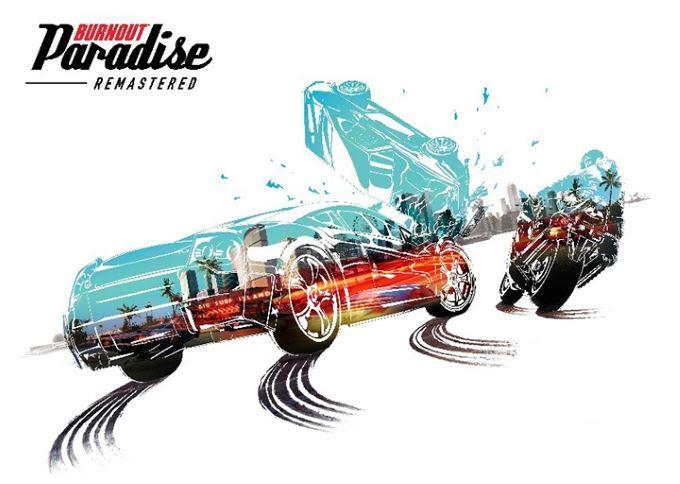 image logo burnout paradise remastered