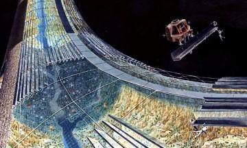 Analyse des raisons de la présence humaine dans l'espace, selon André Lebeau