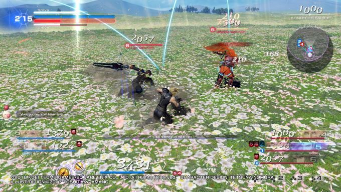 image test dissidia final fantasy nt