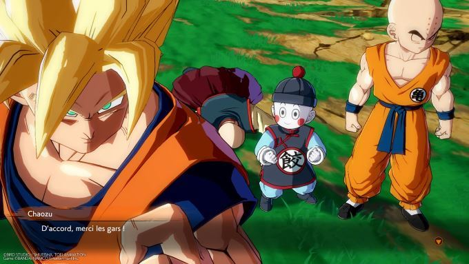 image histoire dragon ball fighterz
