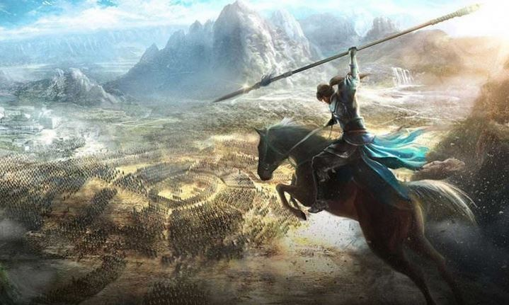 image concours dynasty warriors 9