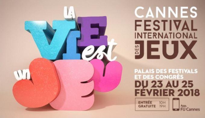 image logo festival des jeux 2018