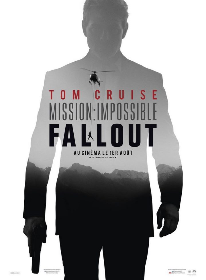 image christopher macquarrie poster mission impossible fallout