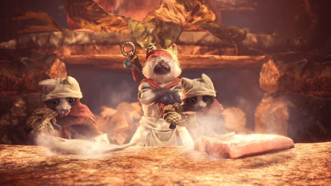 image playstation monster hunter world