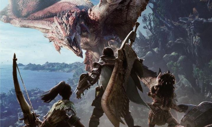 image slider monster hunter world