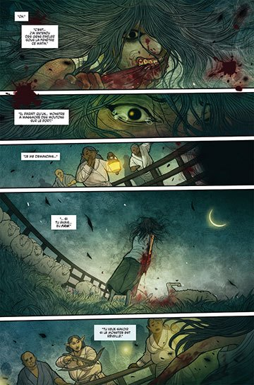 image planche 2 monstress tome 2 éditions delcourt