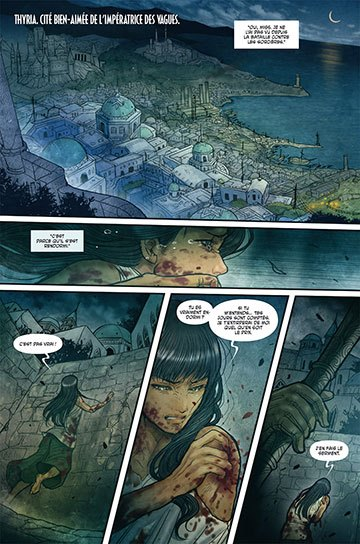 image planche 3 monstress tome 2 delcourt