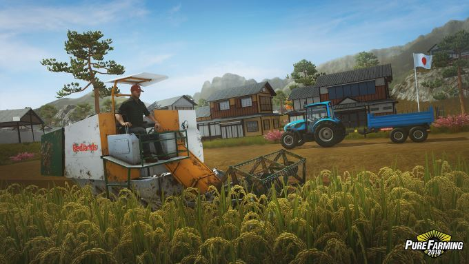 image screenshot pure farming 2018