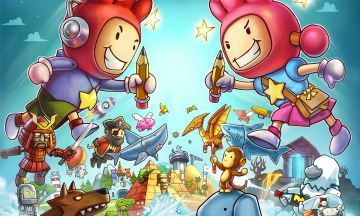 image article scribblenauts showdown