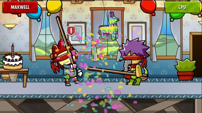 image screenshot scribblenauts showdown