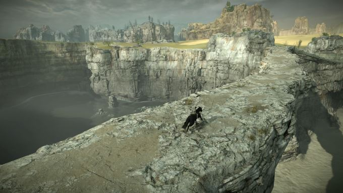 image remake shadow of the colossus