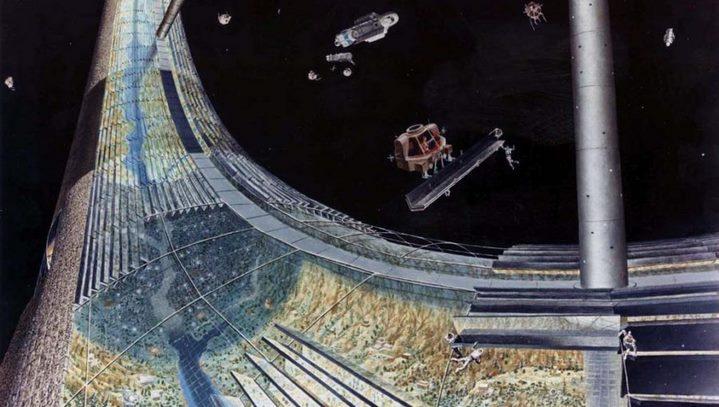 Illustration du NASA Ames Research Center (années 70).