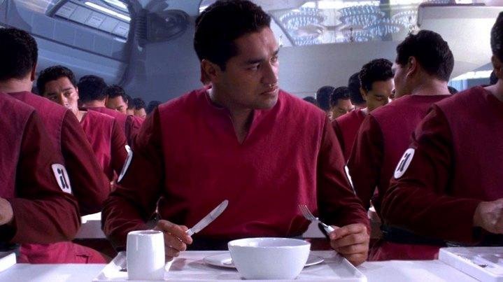 Les clone de Django Fett dans Star Wars, Episode II, L'attaque des clones.