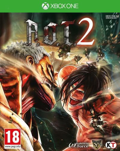 image xbox one aot 2