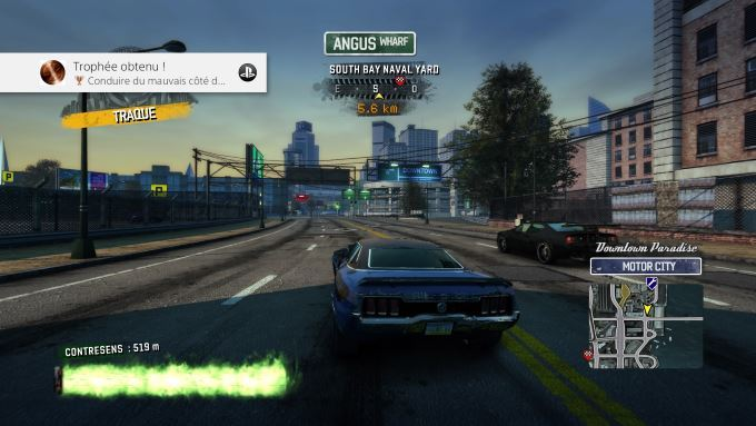 image jeu burnout paradise remastered