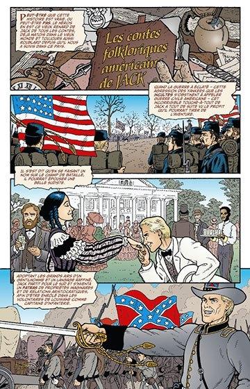image planche jack fables intégrale volume 1 urban comics