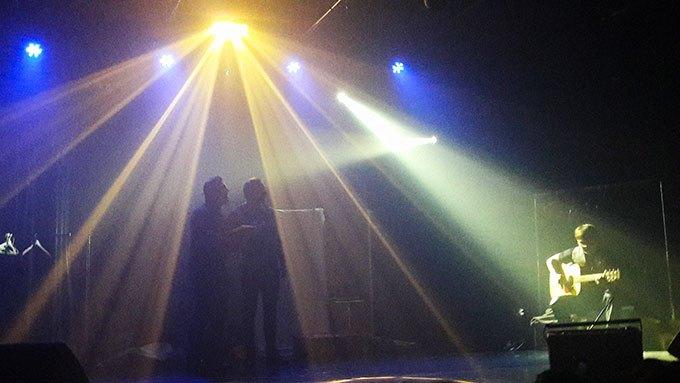 image jeu de lumières boys band forever génération boys band