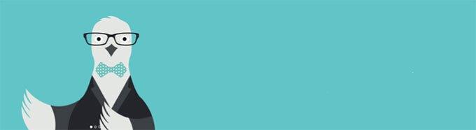 image pigeon logo hostmaker