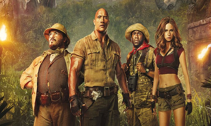 image cast jumanji bienvenue dans la jungle sony pictures
