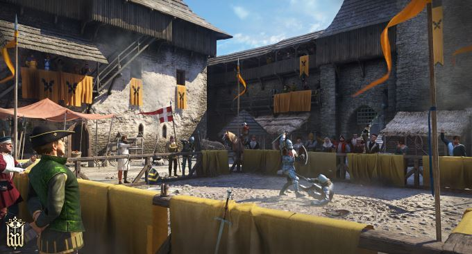 image jeu kingdom come deliverance