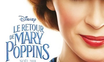 image article le retour de mary poppins