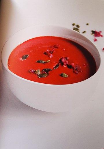 image soupe sérénité livre mon programme pour rééquilibrer mon alimentation en douceur