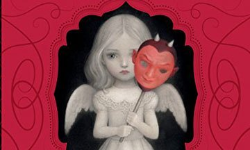 image gros plan couverture play with me nicoletta ceccoli éditions soleil