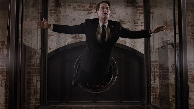 image dale cooper kyle maclachlan boîte twin peaks the return saison 3