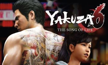 image test ps4 yakuza 6