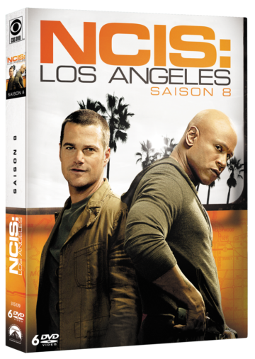 image coffret dvd ncis los angeles saison 8 universal home video