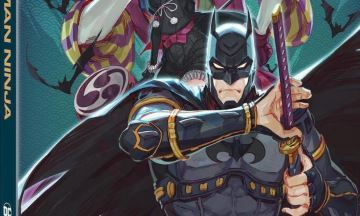image critique batman ninja