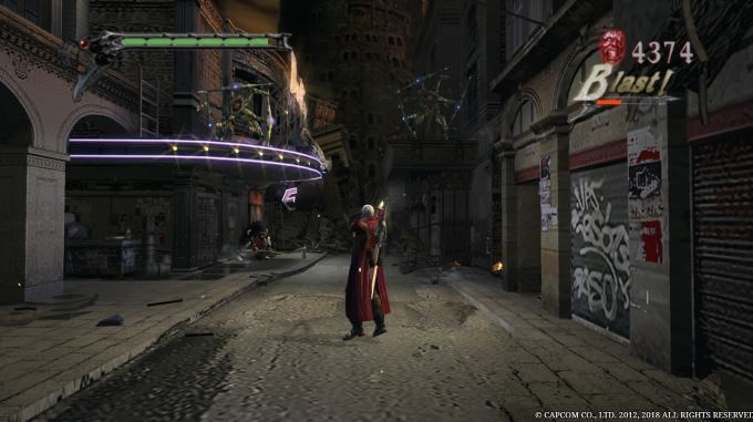 image devil may cry 3 hd