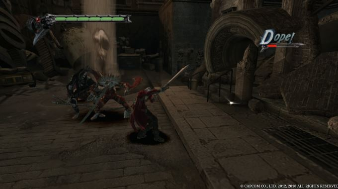 image test devil may cry hd collection