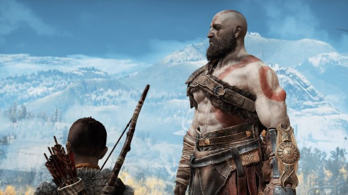 image test god of war