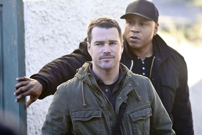 image cast ncis los angeles saison 8
