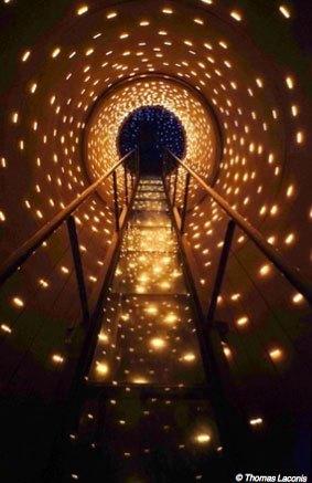 image tunnel des étoiles rex studios grand rex
