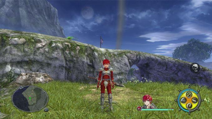 image silver armor ys viii