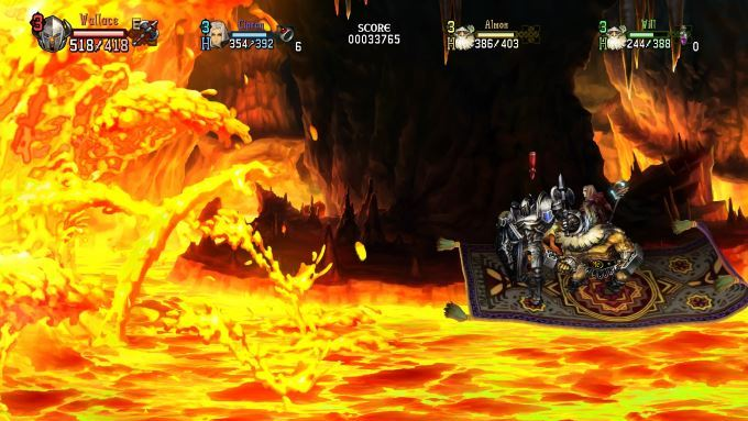 image jeu dragon's crown pro