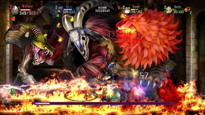 image playstation 4 dragon's crown pro