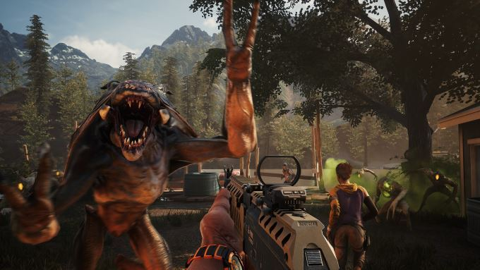 image screenshot earthfall