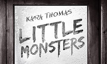image gros plan couverture little monsters kara thomas castelmore