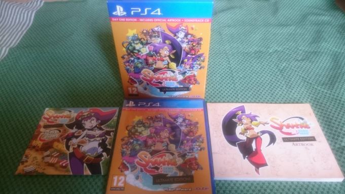 image ultimate edition shantae